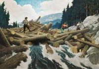 Breaking the Log Jam